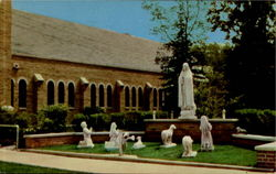Shrine Of Our Lady Of The Woods, Catholic Church