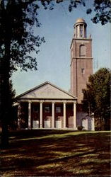 The Chapel, Western State College Postcard