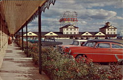 Motel Auberge Du Blvd Laurier Inc Postcard