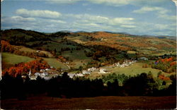 A Typical Vermont Landscape