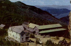 Mt. Mansfield Hotel And The Green Mountains