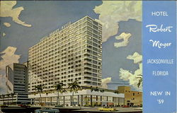 Hotel Robert Meyer Postcard