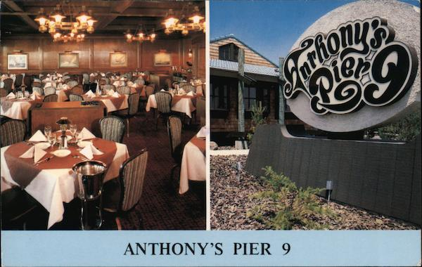Anthony S Pier 9 Restaurant
