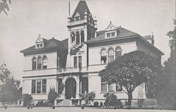 Grammar School Building - 1896