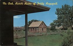 North Dakota Ranch Home of Teddy Roosevelt
