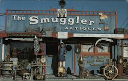 The Smuggler - Marine Antiques