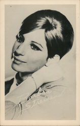 Barbara Streisand - Greetings From Hollywood Postcard