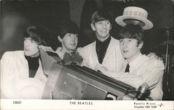 The Beatles Postcard