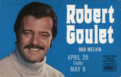 Robert Goulet Appearing at the Nugget