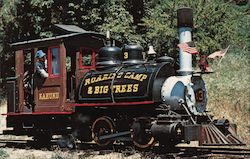 Kahuku Baldwin Roaring Camp & Big Trees Narrow-Gauge Railroad Locomotive #3