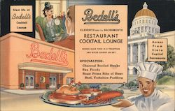 Bedell's Restaurant and Cocktail Lounge across from State Capital