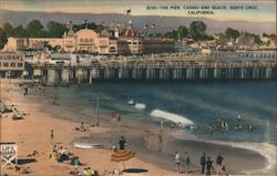 The Pier, Casino and Beach