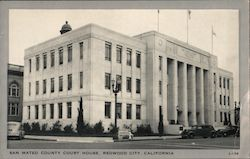 San Mateo County Court House