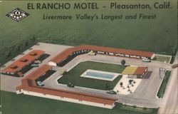 El Rancho Motel - Livermore Valley's Largest and Finest