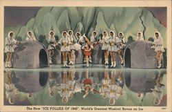 "The New ""Ice Follies of 1940"", World's Greatest Musical Revue on Ice"