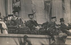 Theodore Roosevelt at University Graduation 1894