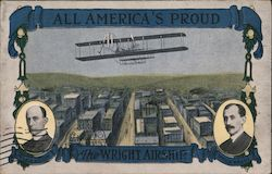 All America's Proud The Wright Airship