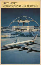 """Jet Age"" International Air Terminal"