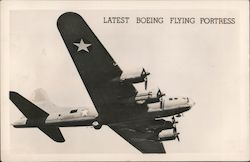 Latest Boeing Flying Fortress
