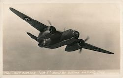"Dive Bomber ""DB-T"" Built by Boeing Airplane Corp."