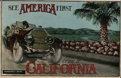See America First Come To California