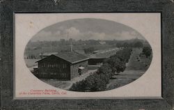 Creamery Building at the University Farm Postcard