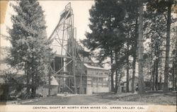 Central Shaft at North Star Mines Co.