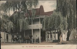 The Willow Hotel Postcard
