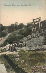 Diamond Mine Postcard