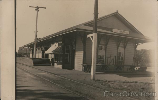 Fulton Station, Sonoma County California