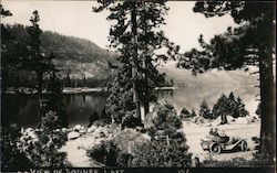View of Donner Lake