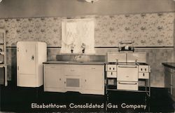 Elizabethtown Consolidated Gas Company Modern Kitchen