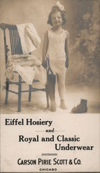 Eiffel Hosiery and Royal and Classic Underwear Carson Pirie Scott & Co.