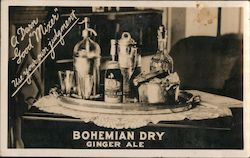 Bohemian Dry Ginger Ale