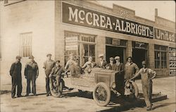 Rare: McCrea-Albright Garage Essex Auto