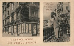 The Lace House and Useful Things, Emporium of Sorrento Specialties