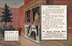 The Second National Bank Postcard