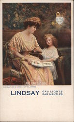 Lindsay Gas Lights, Gas Mantles The Lindsay Girl