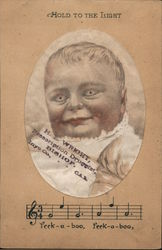 Mellin's Food for Infants and Invalids - The Doliber-Goodale Co. Postcard