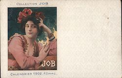 Collection JOB Calendrier 1902 - P. Gervais