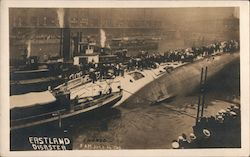 Eastland Disaster Postcard
