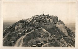Mt. Rubidoux Easter Sunrise Service Postcard