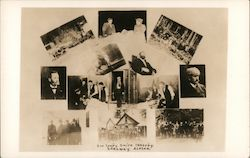 The Soapy Smith Tragedy Postcard