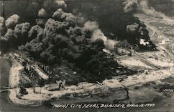 Texas City, Texas, Disaster April 16, 1947 Postcard