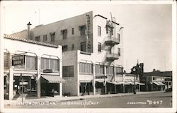 """The Oroville Inn"" Postcard"