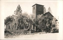 Built 1864 St. Andrews Church Columbia Postcard