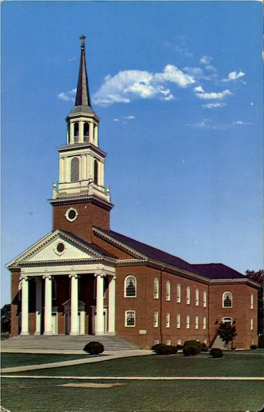 What Is My Paypal Email >> Coffman Chapel, Hood College Frederick, MD