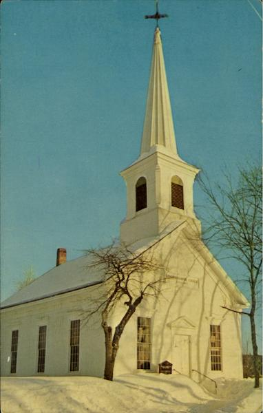 Rumford Point Congregational Church Maine