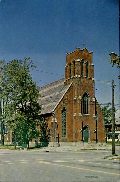St. Stephen Catholic Church Port Huron Michigan