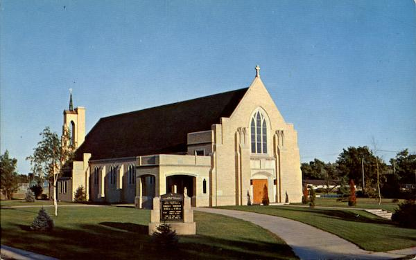 Trinity Lutheran Church, 13th & Maple Sts Traverse City Michigan